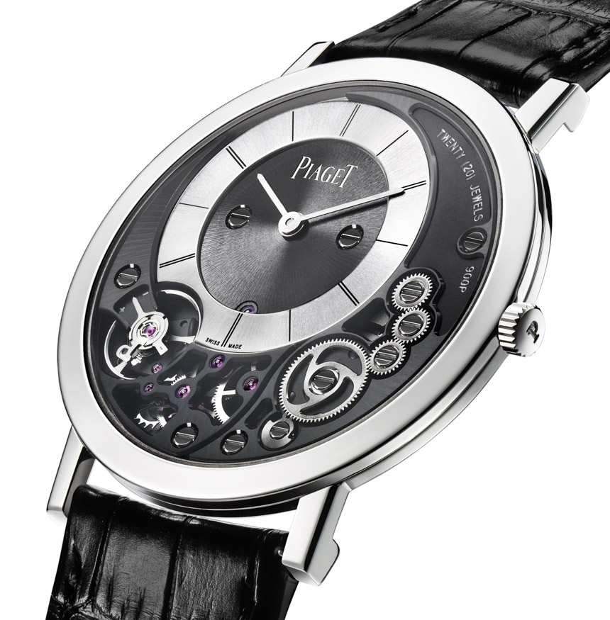 Piaget Altiplano 38mm 900P is Latest World's Slimest ...