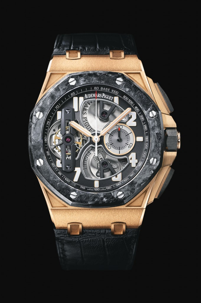 Audemars Piguet Royal Oak Offshore Tourbillon Chronograph 2