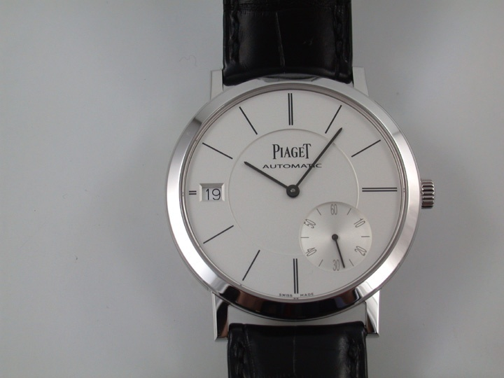 Altiplano Date 40mm Ultra-Thin Watch From Piaget