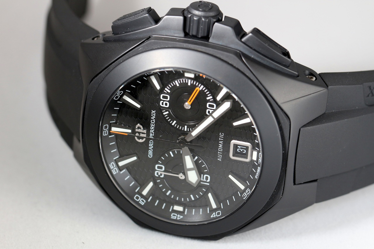 watches ceramic men for perregaux dive hawk quality watch sea replica top girard black