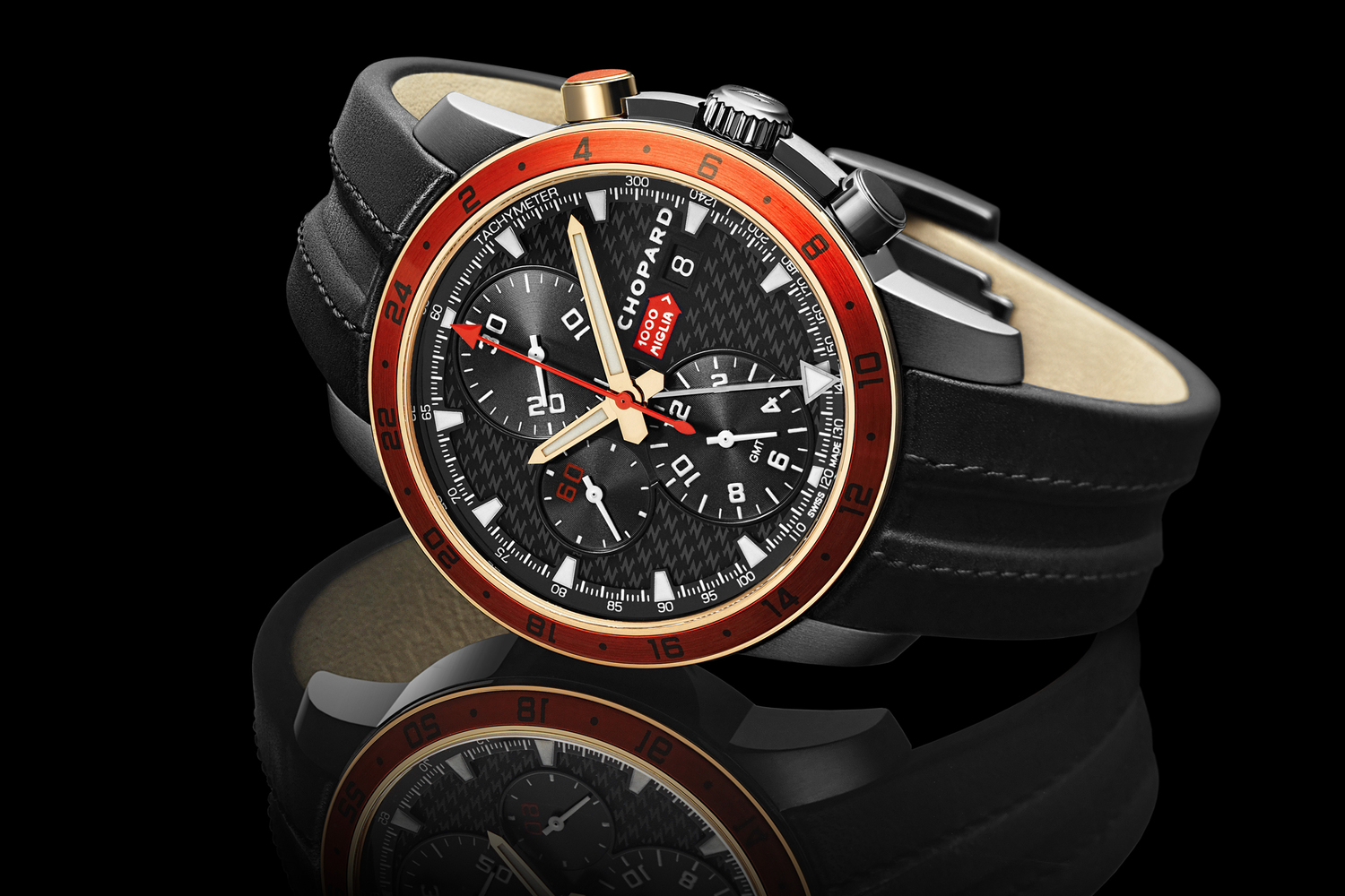 chopard mille miglia zagato chronograph review swiss classic watches. Black Bedroom Furniture Sets. Home Design Ideas