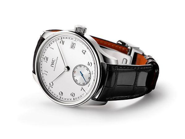 iwc portuguese hand wound eight days watch review swiss. Black Bedroom Furniture Sets. Home Design Ideas