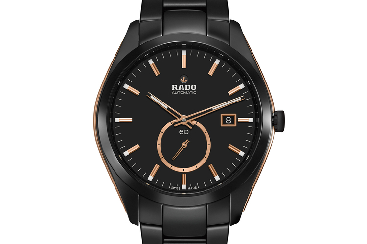 Rado-HyperChrome-Small-Second-Watch