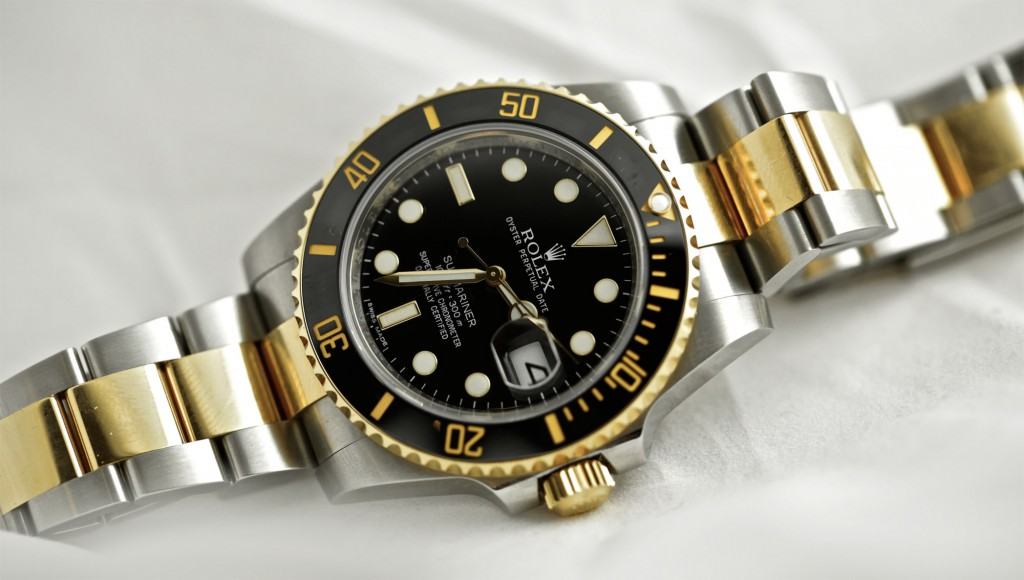 Apart from the Rolex Oyster Perpetual, another iconic watch in Rolex s lineup is the Submariner