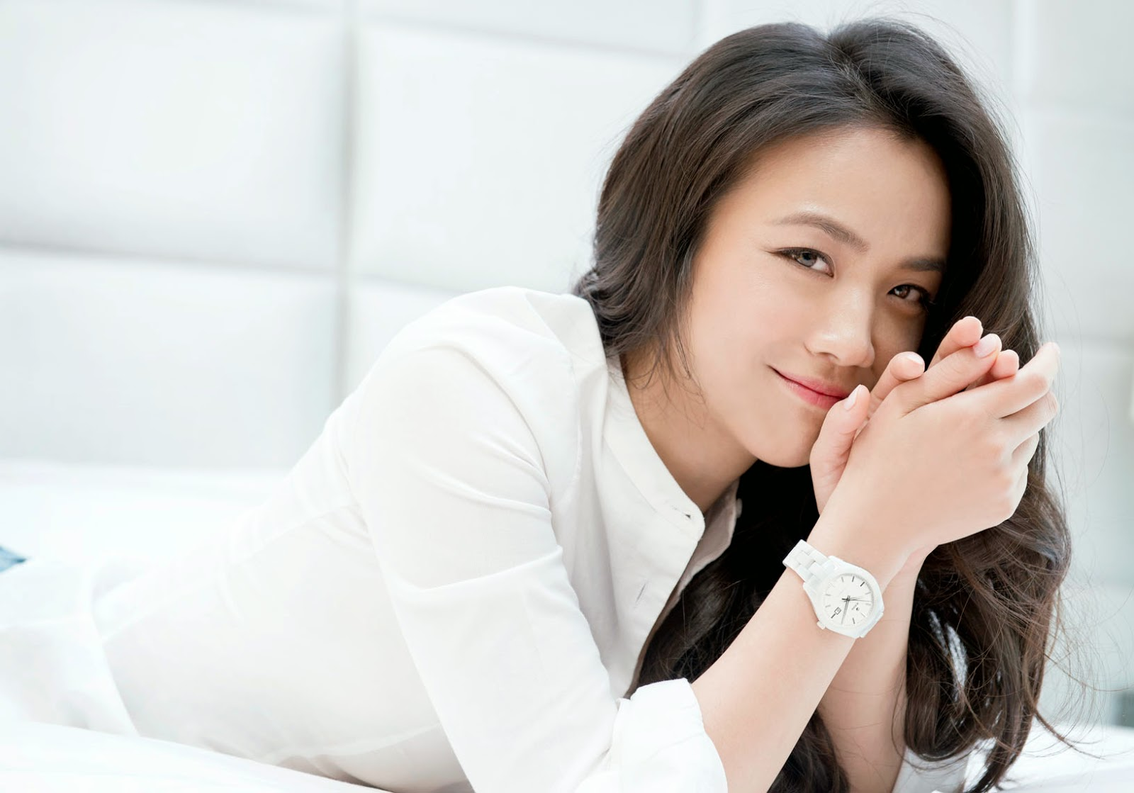 Forever limited edition—Tang Wei with Rado HyperChrome 1314 series ...