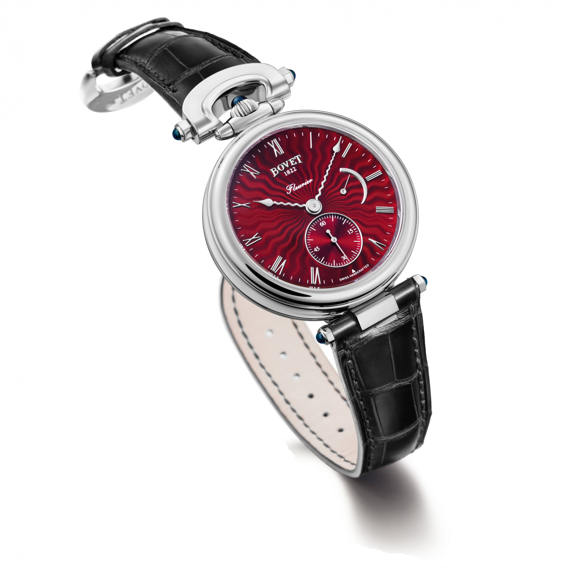 A gift for Valentine's Day-Bovet's Tribute to Love Watch ...