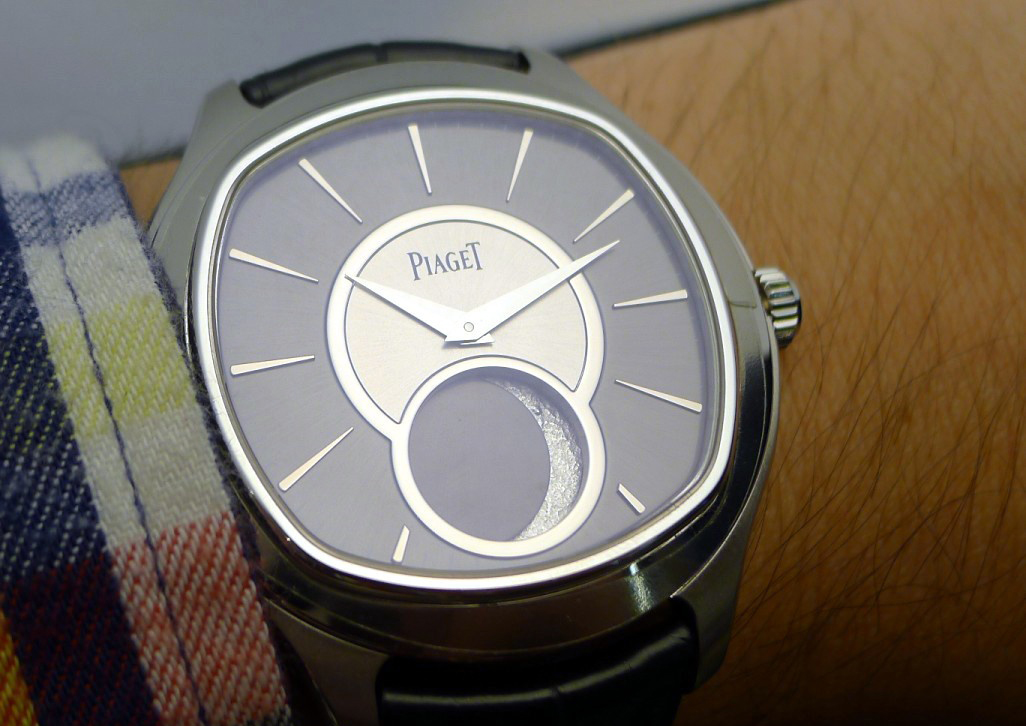 large moon piaget emperador coussin swiss classic watches