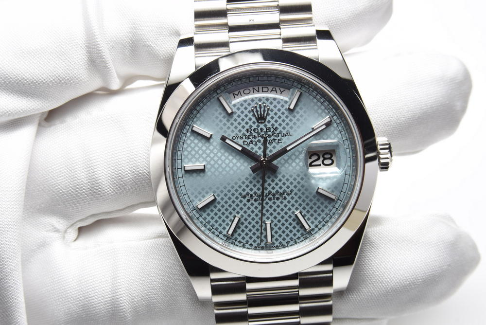 0216e03e905 With New Calibre 3255-Rolex Day-Date 40 - Swiss Classic Watches