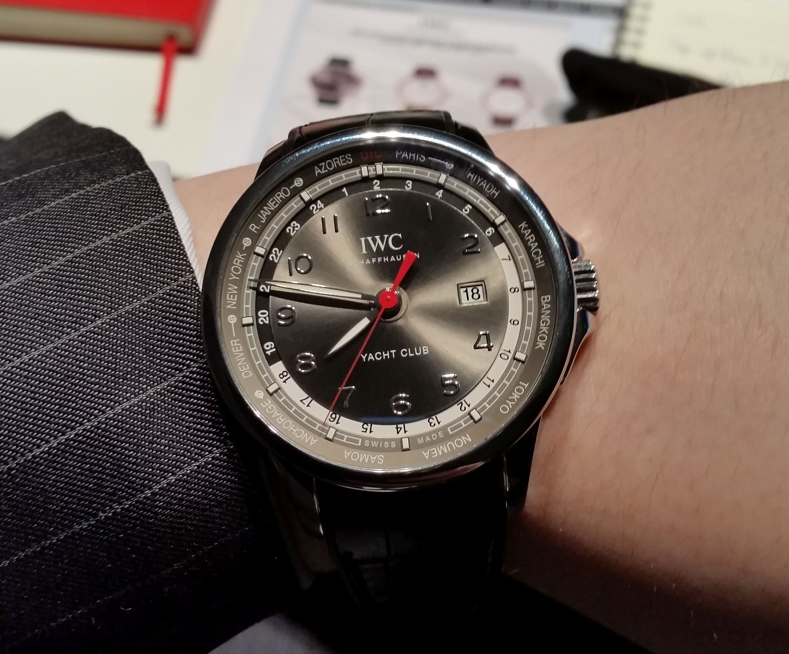 cool limited watch