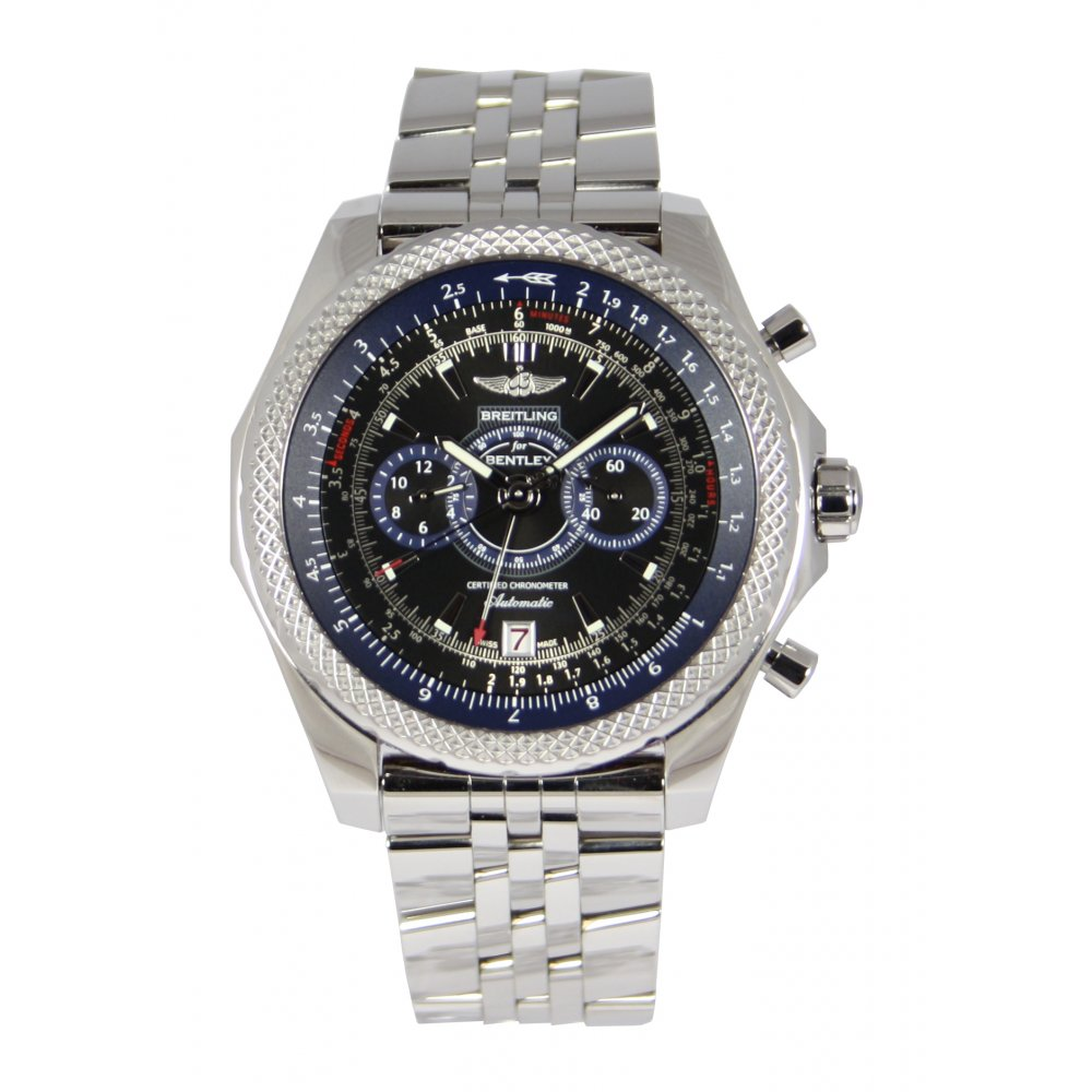 Supersports Chronograph-Breitling For Bentley