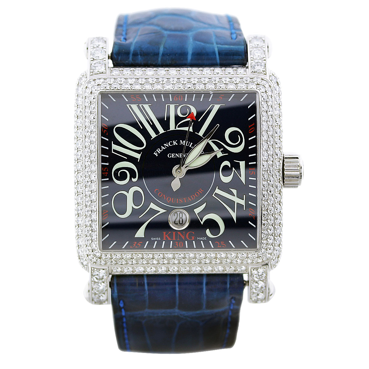 Franck-Muller-King-Cortez-18k-White-Gold-Diamond-Mens-Watch-10000KSCD