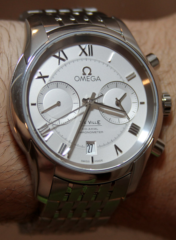 De Ville Omega Co-Axial Chronograph 42 mm - 431534251