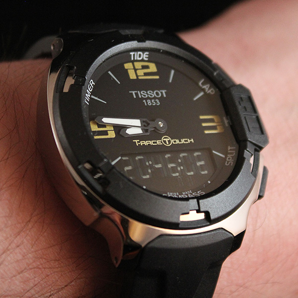 Tissot T-Race Touch Review - Swiss Classic Watches a32a1493e5