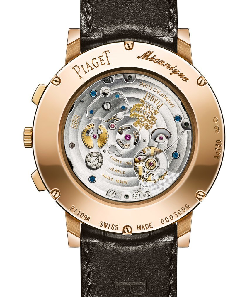 Piaget Altiplano Chronograph Watch Sets New Record For ...