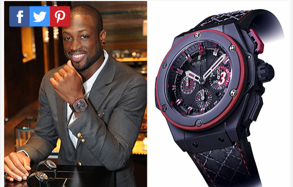 Introduce 5 Celebrity-Branded Sports Watches to You