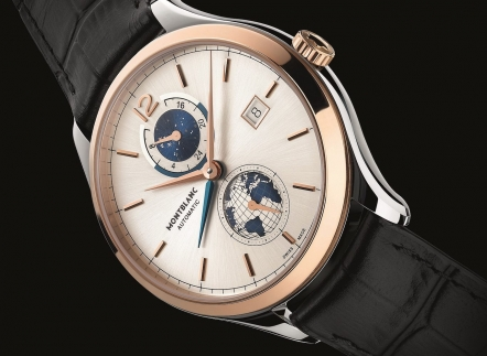 Montblanc Hour For Watches & Wonders 2015:Heritage Chronométrie Dual Time Vasco da Gama