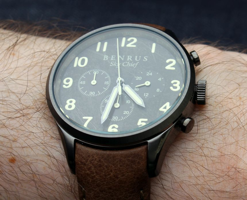 Benrus Sky Chief Watch Hands-On