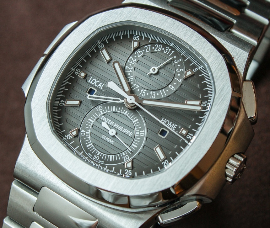 Patek Philippe 5990/1A (5990) Nautilus Steel Watch