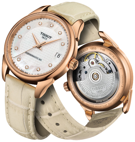 Baselworld 2015 - The Tissot Vintage Collection