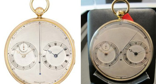 Breguet & Fils, No.2667:An extremely rare and exceptionally fine and elegant 18K gold precision watch with two movements
