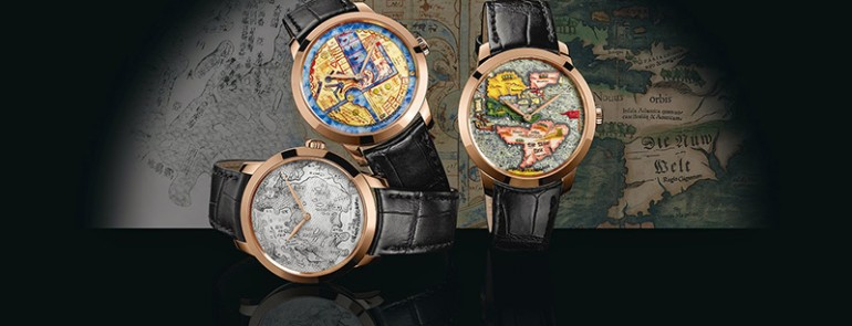 Girard-Perregaux - The Terrestrial Map