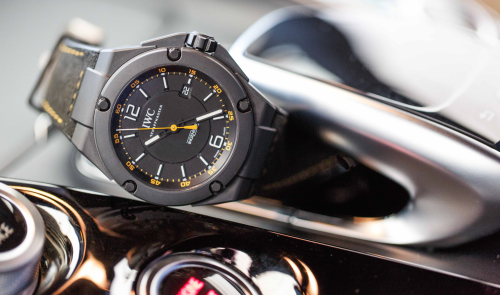 "Introducing The New Ingenieur Automatic Edition ""AMG GT"""