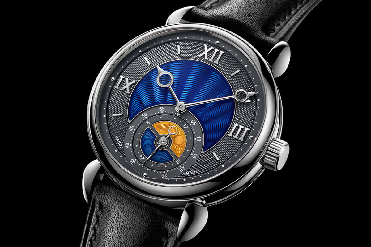 Kari Voutilainen GMT-6 Unique Piece will be sold to raise funds for Duchenne Muscular Dystrophy.