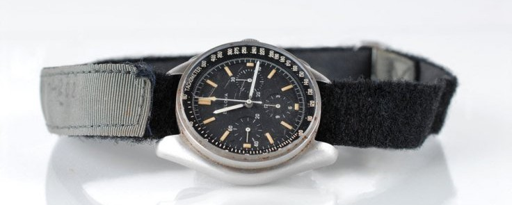 Astronaut Dave Scott's Bulova Watch Crosses Block for $1.6M at an auction by Boston-based RR Auction