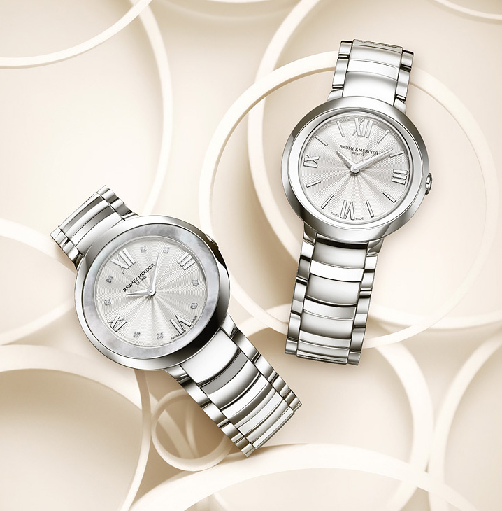 Baume & Mercier Promesse – Unveil New Ladies Watch Collection is Perfect