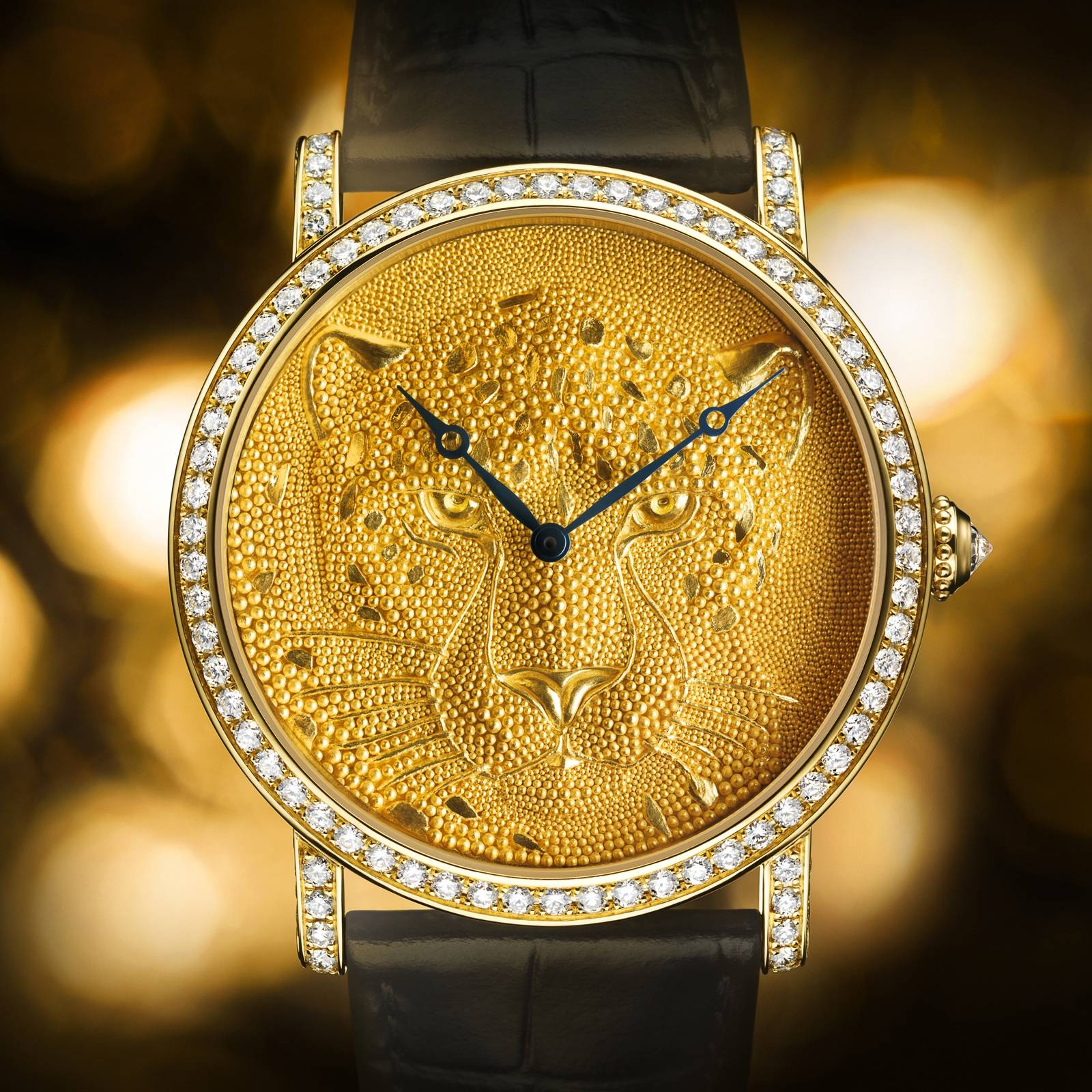 The best Cartier Panthère watches celebrating the brand's most innovative and elaborate creations