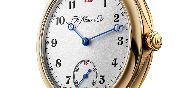Bryan Ferry Designs Wristwatch For H. Moser & Cie which is Designed by the English musician