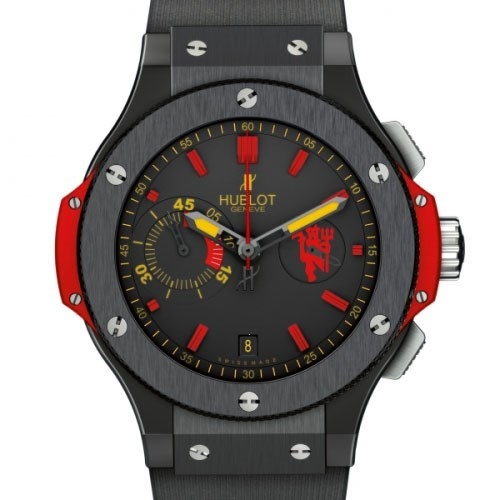 Hublot Big Bang Red Devil Review:A Dream Watch for All Manchester United Fans