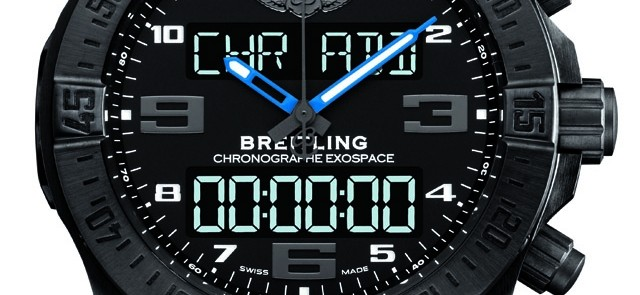 Return into sport with Breitling By Resolution no. 3