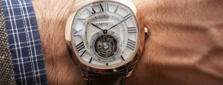 Cartier New Men's Watch--- Drive De Cartier Watch Introduction