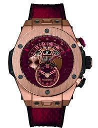 "Hublot Unveils Kobe Bryant Big Bang ""Vino"" Watch Review"