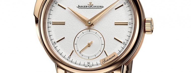 Jaeger-LeCoultre Master Grande Tradition Minute Repeater 39mm-wide dress watch