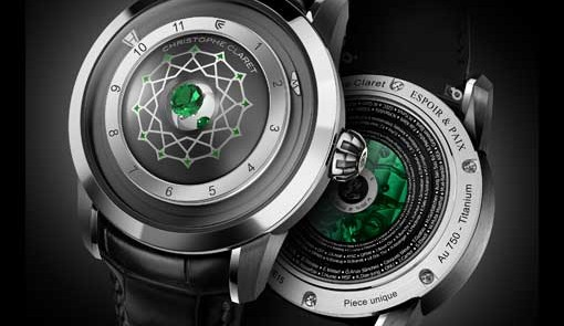 Mecca By Christophe Claret watch: Reveals A 360°View Of The Kaaba