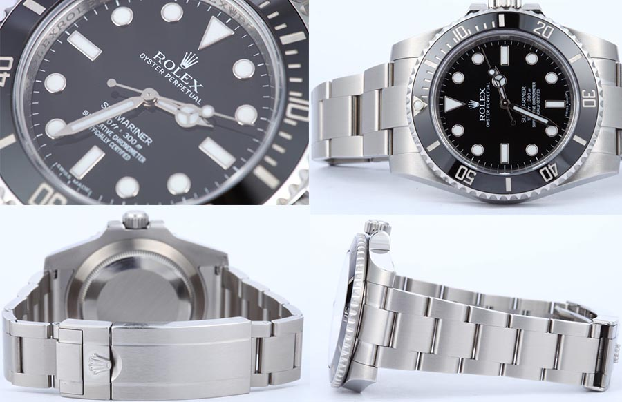 Rolex Submariner No Date Review