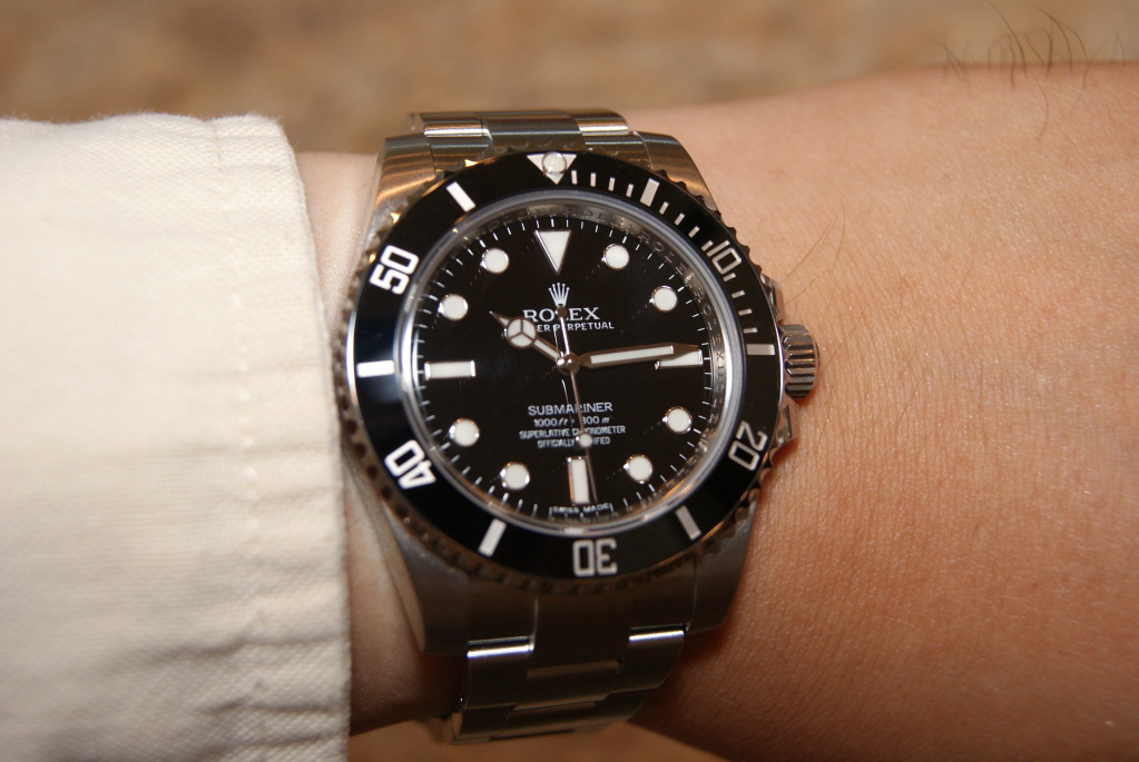rolex submariner no date review swiss classic watches. Black Bedroom Furniture Sets. Home Design Ideas