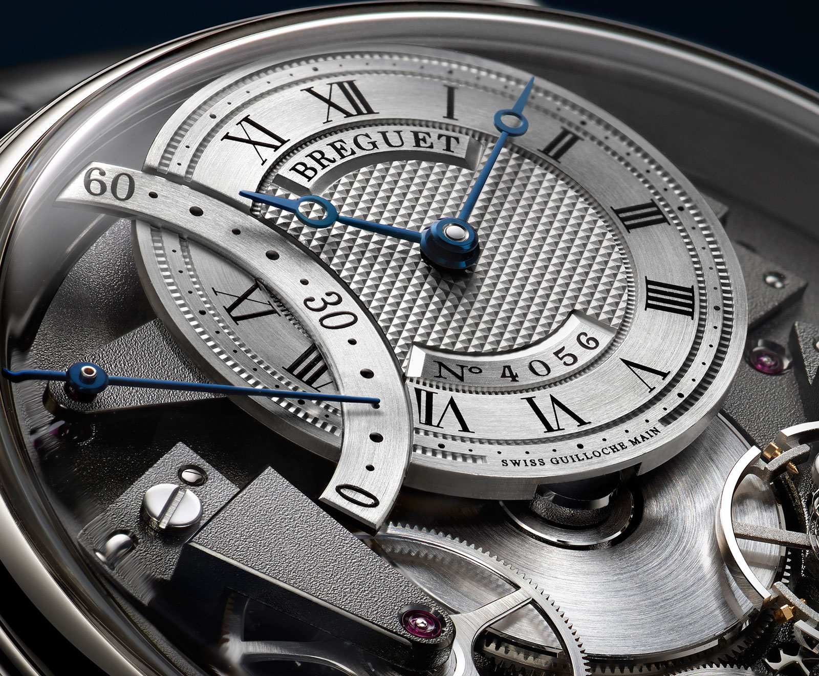 Breguet Tradition Automatique Seconde Retrograde 7097 Watch Introduction