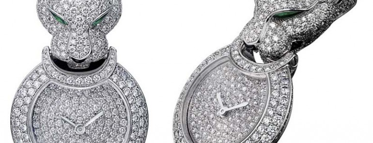 At SIHH Of Cartier Shines On The City As Well As Diamonds Are Girl's Best Friend