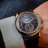 Patek Philippe Annual Calendar Chronograph Watch Review