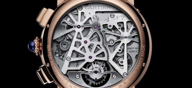 Cartier Watch Review --- Rotonde de Cartier Earth and Moon in Pink Gold