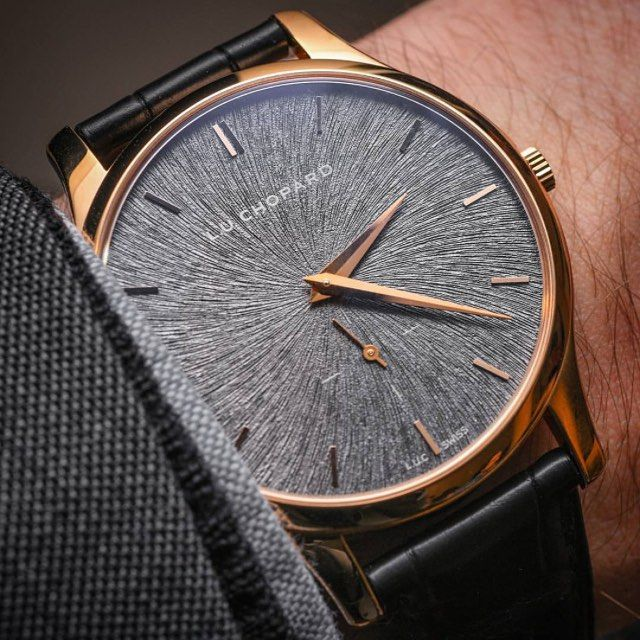 Introducing the Chopard L.U.C XPS in Fairmined Gold