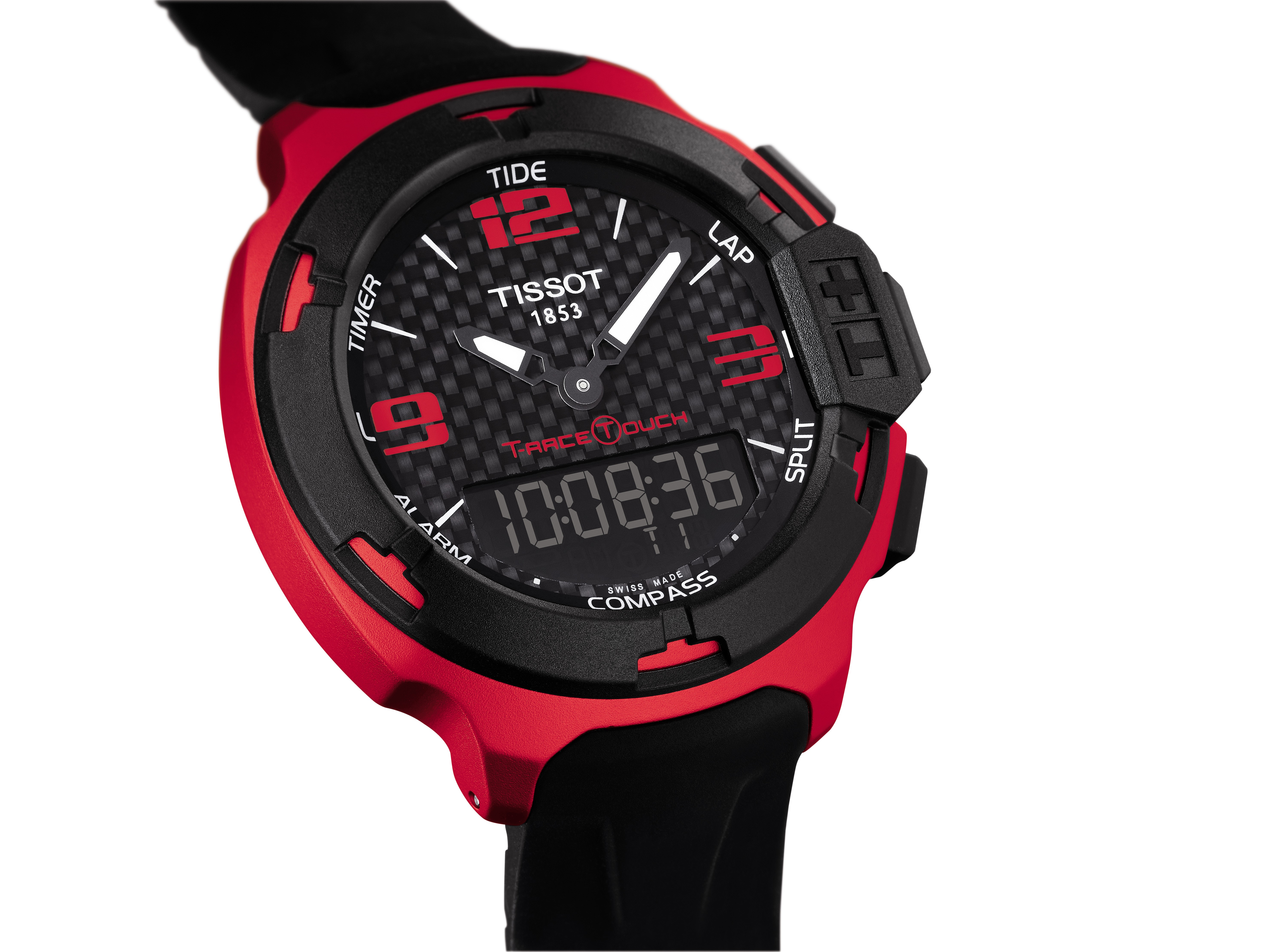 Tissot T-Race Touch Aluminium Vast Touch Collection Hands On - Swiss ... 24ab4b9bb1