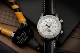 New Bremont MBII-WH Watch With White Dial Releases