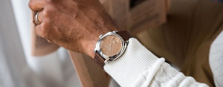 Laurent Ferrier Galet Square Autumn Watch Introduction