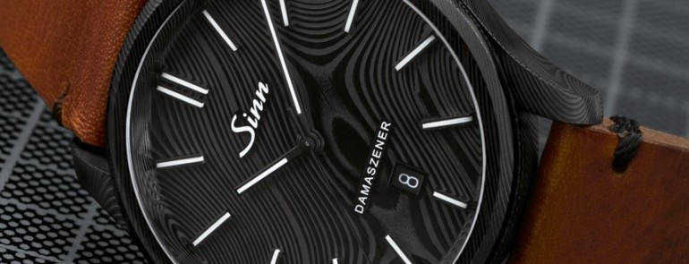 Sinn Model 1800 S Damaszener 100-Piece Limited Edition Watch Review