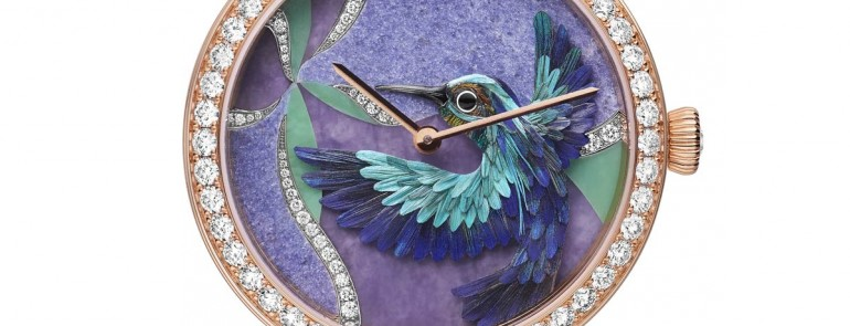 Van Cleef & Arpels Arpels Oiseaux Enchantes For Lady