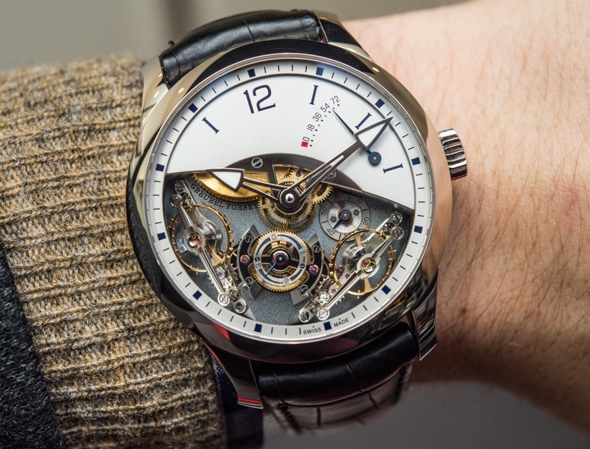 Special Greubel Forsey Double Balancier Watch